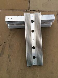 Power Amplifier Matching Heatsinks,Pass,Quad,Krell,Etc.