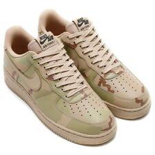 Nike 1 basso Air Force riflettente Desert Camo UK6 Nuovo di Zecca Max 90 97 98 TN