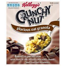 Kellogg's Crunchy Nut Glorious Oat Granola Chocolate & Nut (380g)