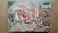 Gordons and Greys to the Front  1000 Piece Jigsaw Puzzle by Falcon