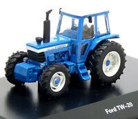BoS Best of Show 87445 Ford TW-20 Traktor Schlepper Trecker blau 1:87 H0