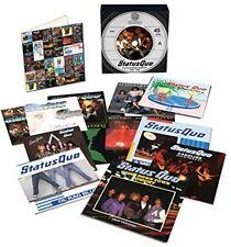 "Status Quo - The Vinyl Singles Collection 1980 - 1984 [New 7"" Vinyl] Ltd Ed, Box"