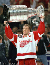 Image result for steve yzerman with the cup