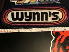 Vintage  WYNN'S Auto Products Patch Sew On 6 inch