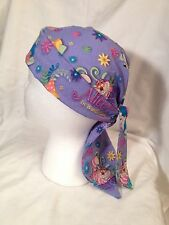 ALICE IN WONDERLAND DOO RAG sdskullwear1