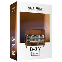 Arturia B-3 V Software Instrument (Download)