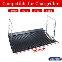 20 Inches Ash Pan for Chargriller 5050 5072 5650 2123  Charcoal Grills, 200157