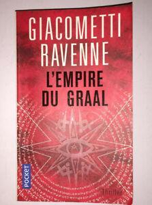 L'Empire du Graal de Eric Giacometti et Jacques  Ravenne