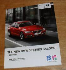 BMW 3 Series Saloon prezzi 2012 330d 320d 318d 316d 335i 320i M SPORT LUSSO F30