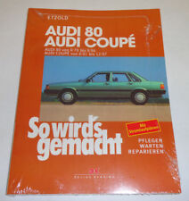 Reparaturanleitung So wird's gemacht Audi 80 B2 Typ 81 / Audi Coupe 1978 - 1987