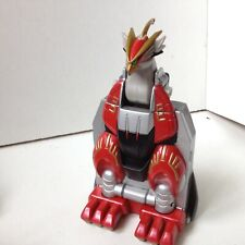 Wild Force Red Falcon Tower MICRO PLAYSET POWER RANGER 2001 MINI