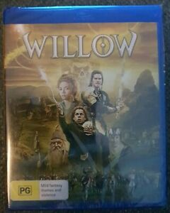 Willow - 30th Anniversary Edition Blu-ray Brand New Sealed