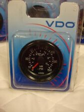 1 NEW VDO OIL PRESSURE GUAGE 150PSI 150-904 R31