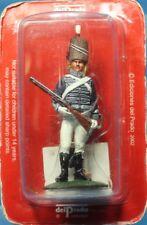 Del Prado Tin toy soldiers 1/32 SNP038 Private King's German Light Dragoons 1808