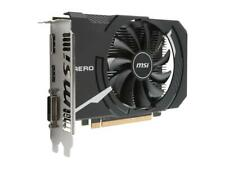 MSI RADEON RX 560 AERO ITX 2GB OC Graphics Card GDDR5 PCI Express 16 EUC