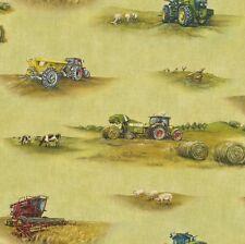 Kids & Teens II Wallpaper 293203 Tractor Pasture Farm Rasch ( per m²)