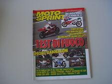 MOTOSPRINT 30/1993 HONDA RC 50/CB 500/YAMAHA TT 600/CBR 600/SUZUKI GSX 1100 R