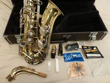 🎷Yamaha Yas 23 Alto Saxophone, Plays Awesome, Case, Mouthpiece, NEW Extras!
