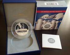 """France 20 Euro Silver Proof coin 2013 """"L'Amazone"""" in box + COA 500 pcs"""