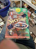 1999-2000 Basketball Skybox NBA Hoops Box - Factory Sealed Retail Box!  Rare!