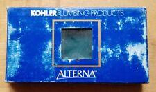 """Kohler Alterna 2-1/2"""" Faucet Large Ceramic Insert - 9926-17 or 22493-17 - TEAL"""