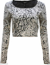 Unbranded Animal Print Tops for Women