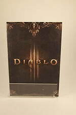 Diablo 3 livre d'art publicitaire objet