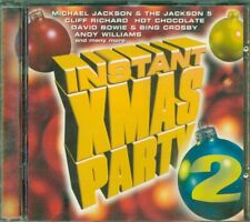 Instant Xmas Party 2 - Michael Jackson/Band Aid/David Bowie/Jeff Beck Cd