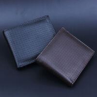 Men Bifold Business Leather Fashion Wallet ID Credit Card Holder Purse Pockets