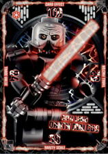 95 - Sith Lord Darth Malgus - Dunkle Seite - LEGO Star Wars Sammelkarten Serie 1