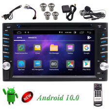 7 inch Android 10.0 4G WiFi Double 2DIN Car Radio Stereo DVD Player GPS+Camera