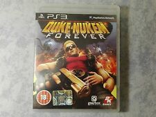 DUKE NUKEM FOREVER FPS SHOOTER SONY PS3 PLAYSTATION 3 PAL COMPLETO COME NUOVO