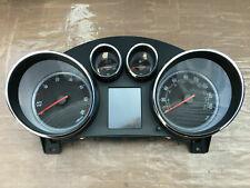 VAUXHALL ASTRA J Diesel Speedo Head Instrument Cluster 13374936 2010-2015