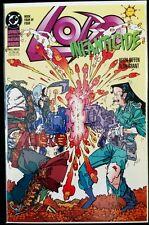 LOBO #4 INFANTICIDE (1992 DC Comics) ~ VF/NM Comic Book