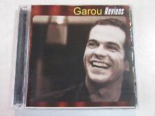GAROU REVIENS S/T SELF TITLED 2003 FRANCE IMPORT 16 TRK POP ROCK CD COL514731 9