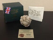"Harmony Kingdom ""Treasure Jests� Frogs Box Figurine ""Bog Trot Boogie�"