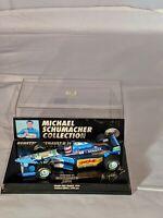 Michael Schumacher Collection Nr. 17, VERY RARE, 1995 Benetton ,1:43 Minichamps