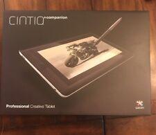 "NIB Wacom Cintiq Companion 1 UDTH-W1300H 512GB 13"" Professional Creative Tablet"