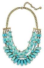 NEW $48 BAUBLEBAR Marina Collar Necklace in Turquoise