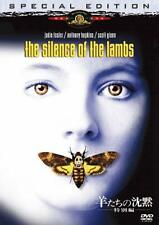 NEW The Silence of the Lambs Japan DVD Jodie Foster F/S