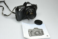 CANON EOS 650 WITH EF 50mm 1:1.8 METAL MOUNT AUTO FOCUS LENS, MANUAL