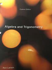 Algebra And Trigonometry 9th (Ninth) Edition By Ron Larson