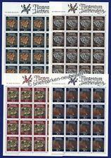 Briefmarken aus Liechtenstein mit Pflanzen-Motiv und Echtheitsgarantie