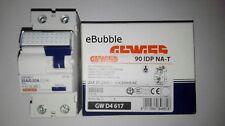 GEWISS GWD4617 INTERRUTTORE DIFFERENZIALE PURO CLASSE AC 2P 25A 0.03A 2M