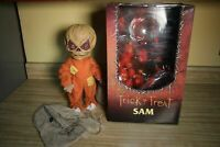 "Mezco Trick or Treat SAM DOLL Movie Mega Scale 15"" Action Figure Halloween prop"