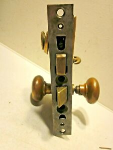 Vintage/Antique Heavy SARGENT Mortise Lock
