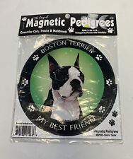 Magnetic Car Magnet Jack Russell Dog My Best Friend Magnetic Pedigrees Pet Gifts