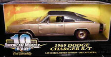 1969 Dodge Charger R/T Light Bronze 1:18 Ertl American Muscle 32641