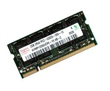 2gb ddr2 Hynix 667 MHz RAM MEMORIA ASUS EEE PC r105 (memoria di marca HYNIX)