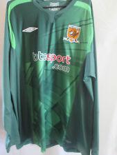 Hull City 2009-2010 Goalkeeper Football Shirt Size xxl  /12619